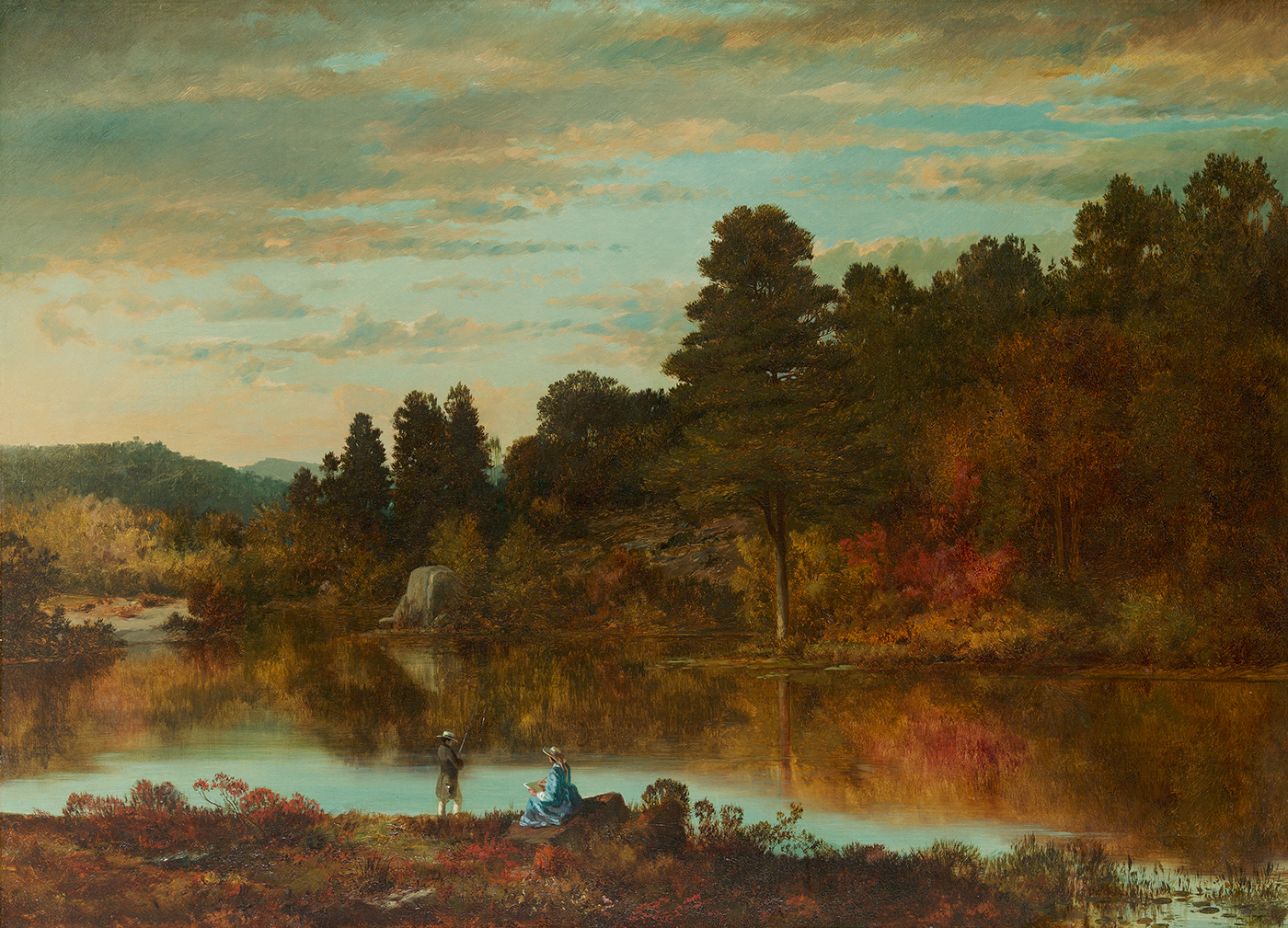 Autumn Afternoon, 1862