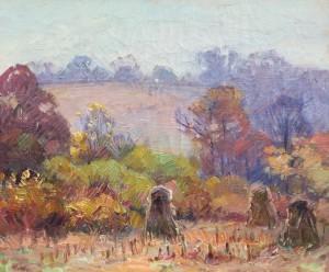 Vawter-Cornshocks in Autumn-cropped