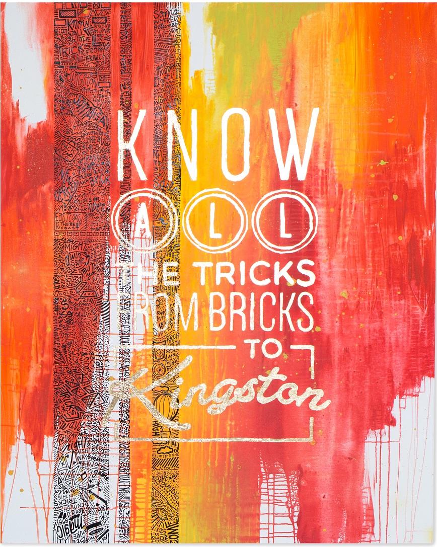 Golden Rule Series: BRICK CITY TO KINGSTON