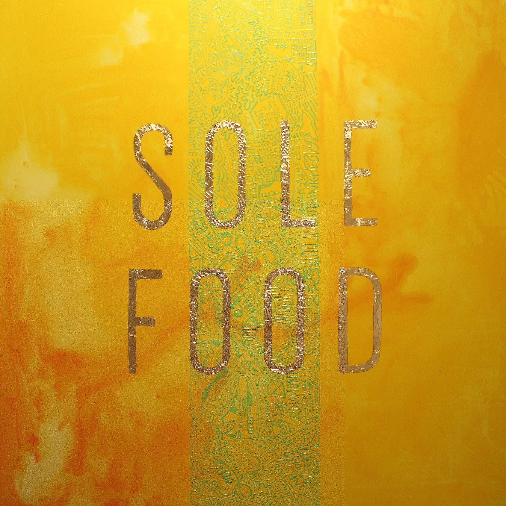 SHOEICIDE SERIES: SOLE FOOD