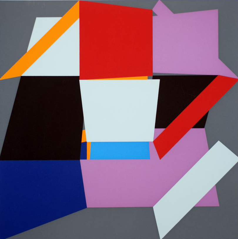 Untitled Geometric Abstraction