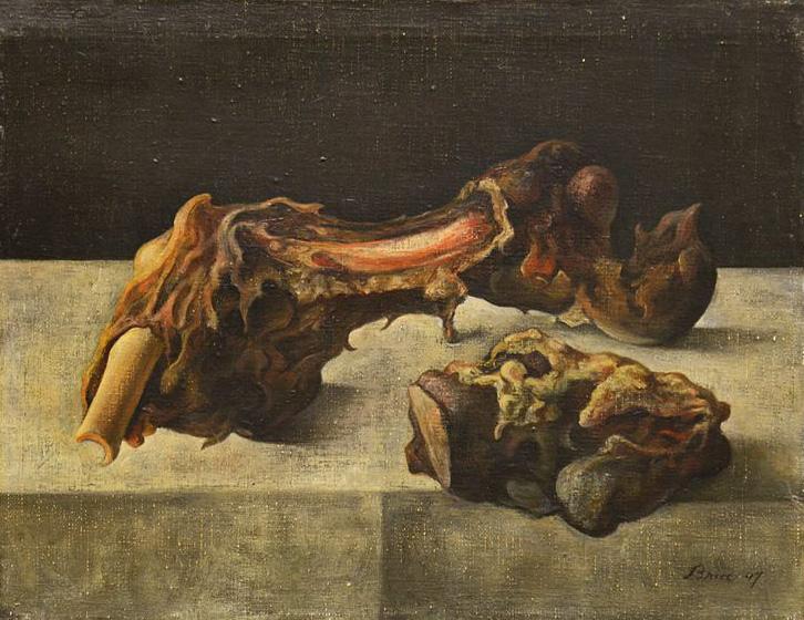 Lamb Bone