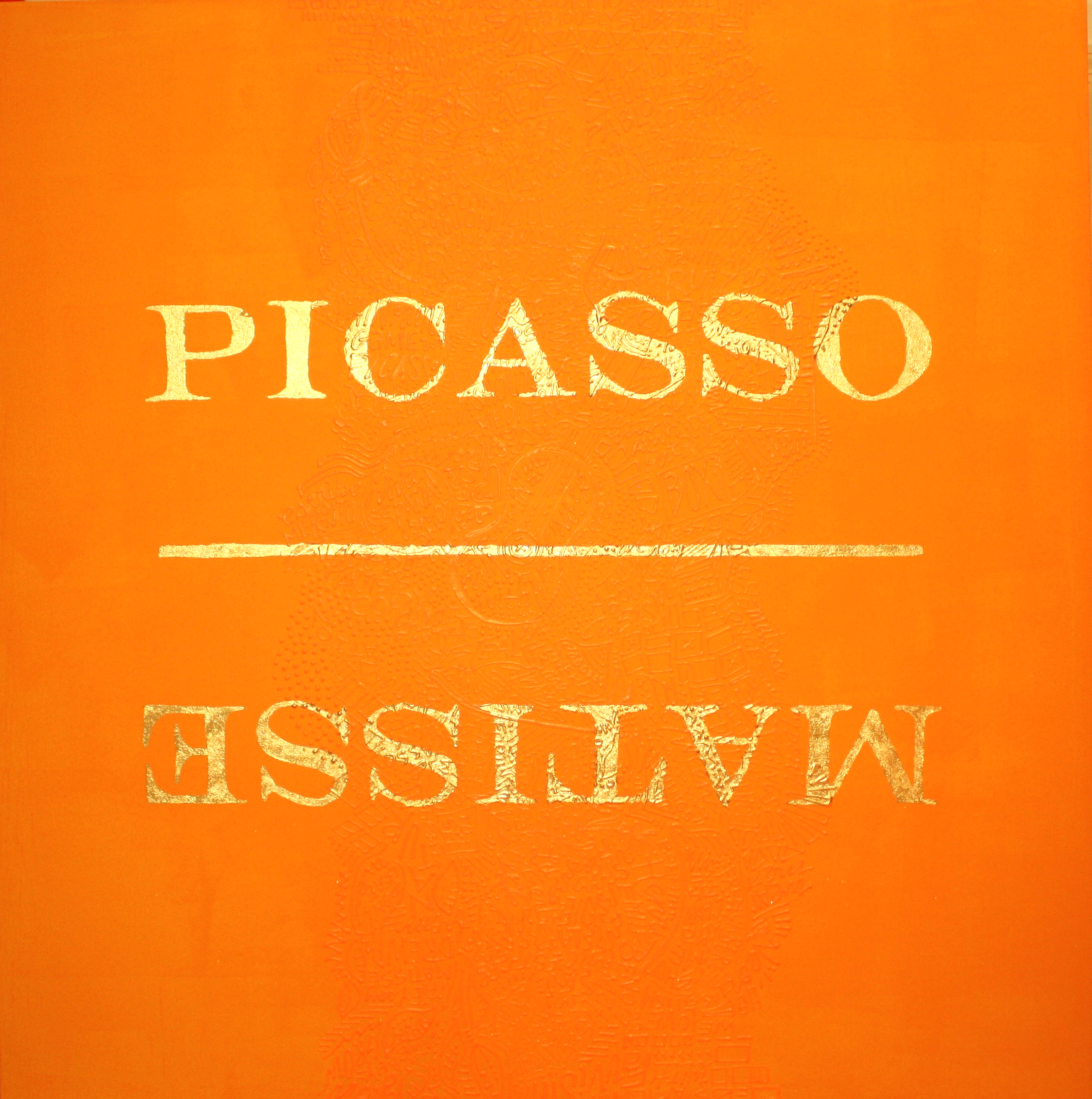 Over Series: PICASSO · MATISSE
