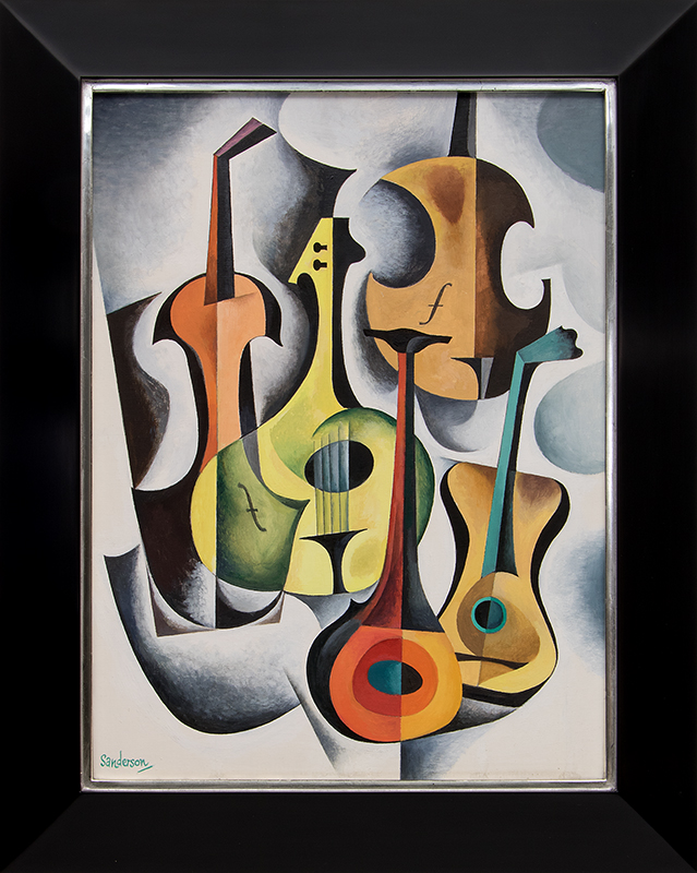 String Instruments #5
