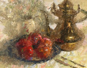 Mundy-Brass, Apples and Floral-cropped