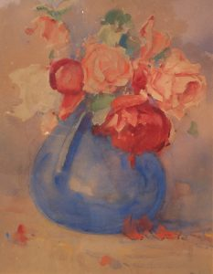 Forsyth-Still Life with Flowers, 1922-cropped
