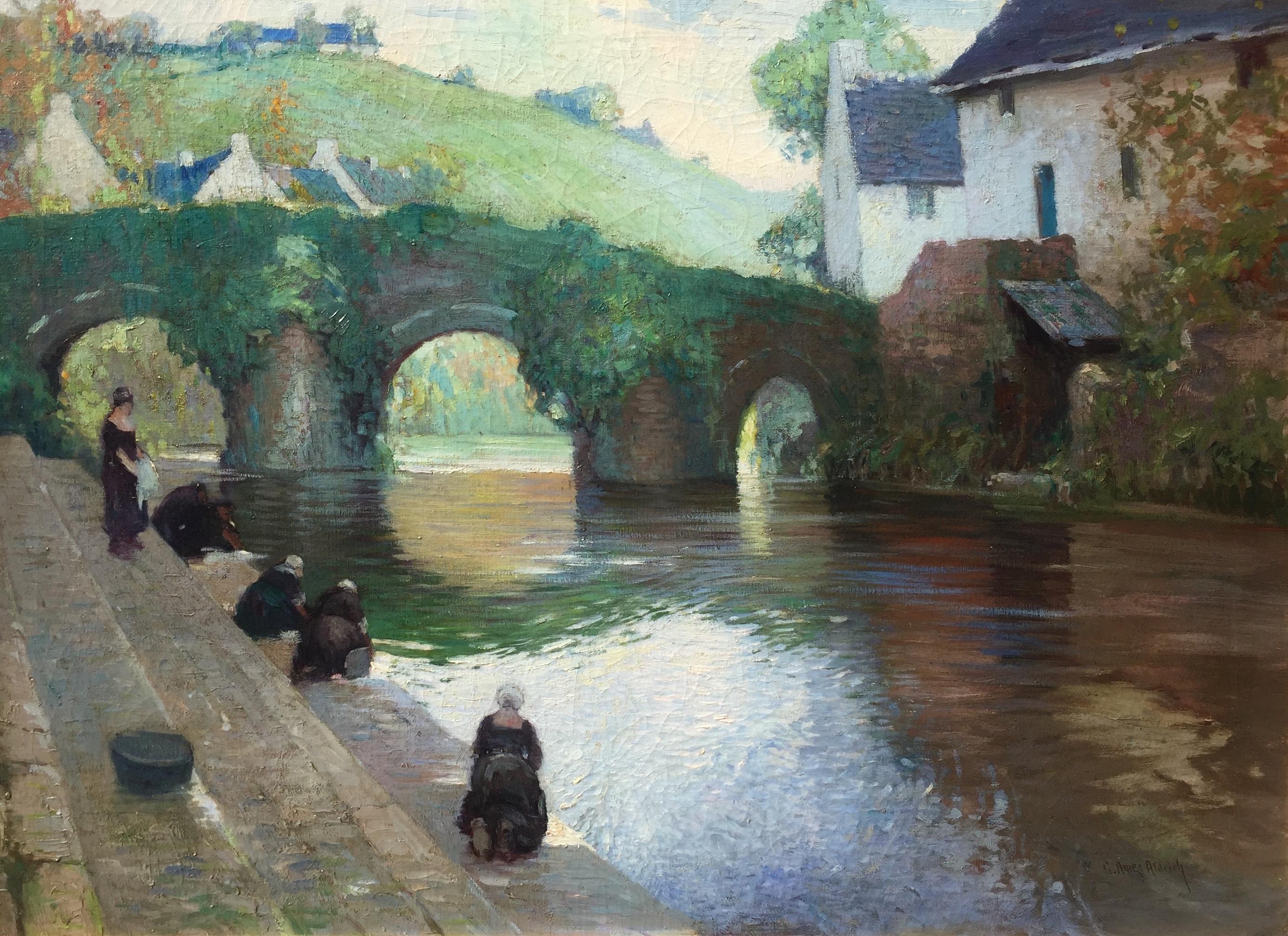 Pont Fleuri, Quimperlé
