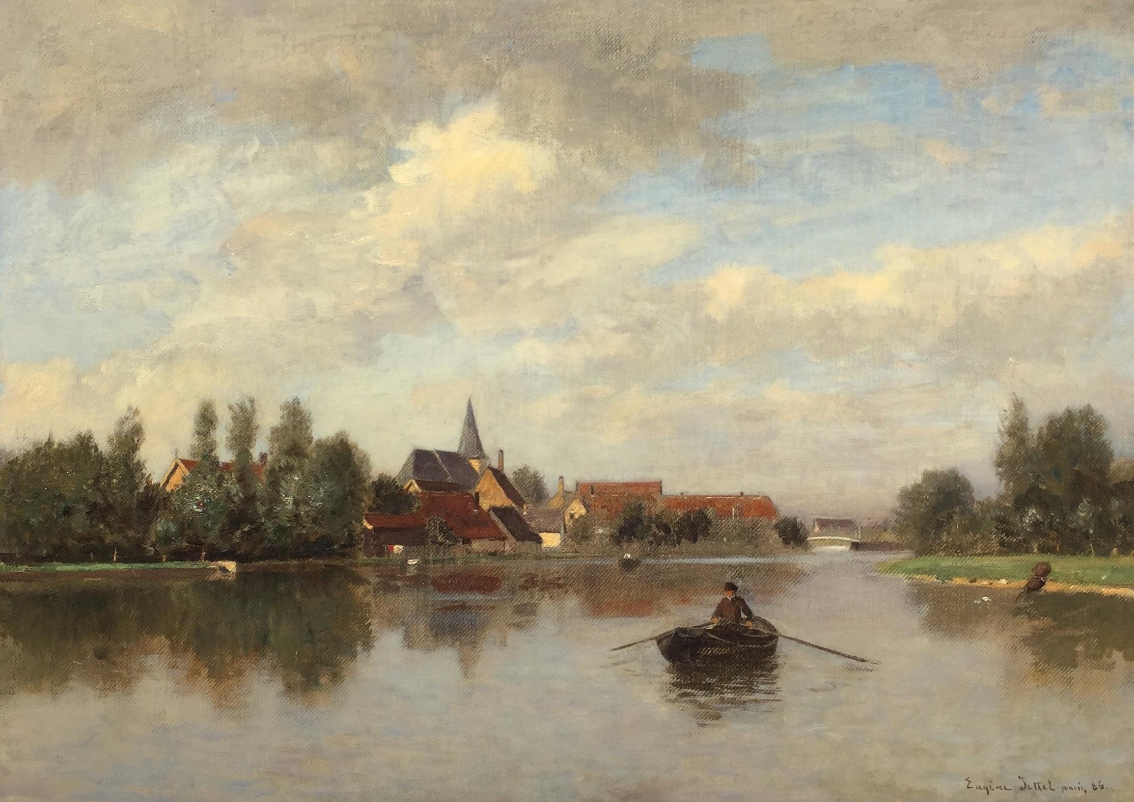 The New Church Giessen, Near Dordrecht