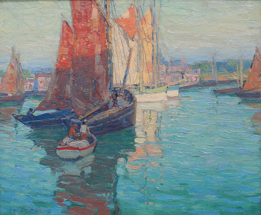 Brittany Boats