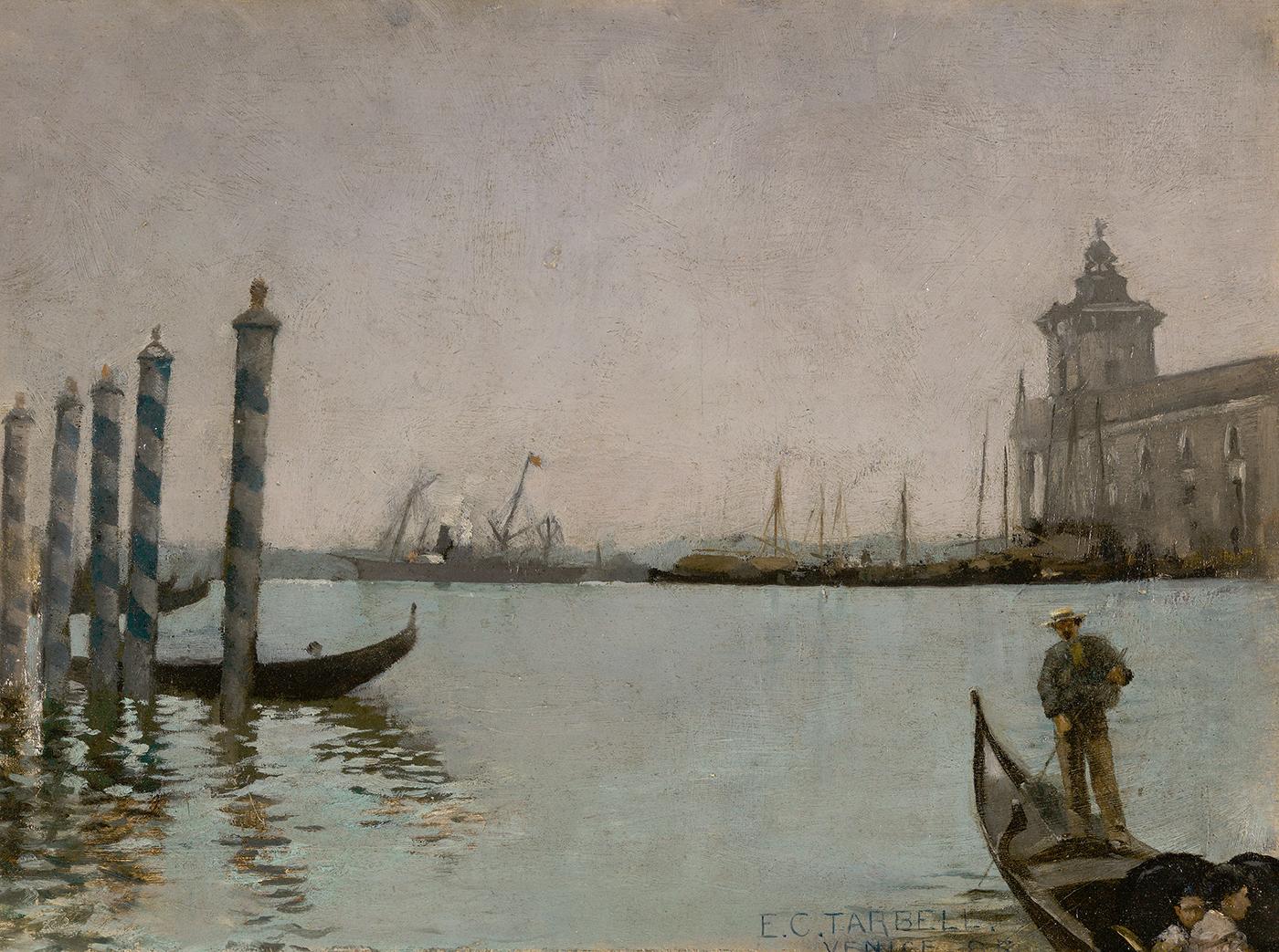 Venice, 1885