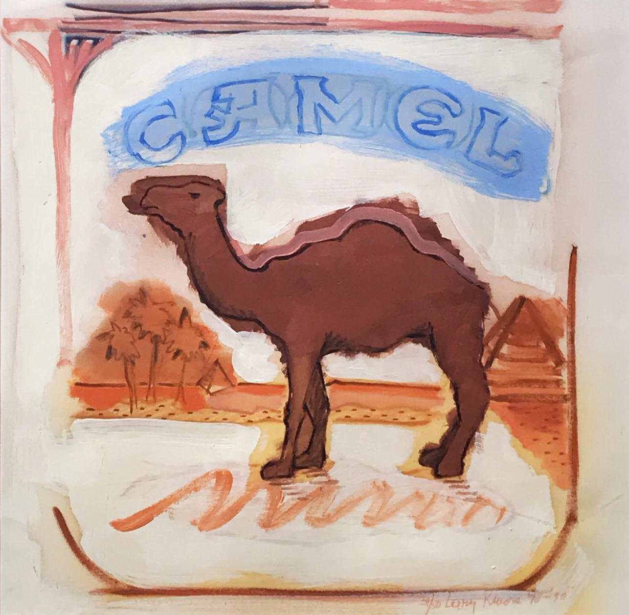 Brushed Camel