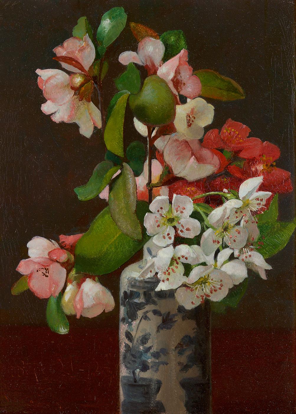Floral Still Life, 1872