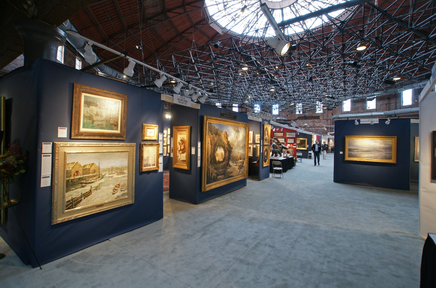 Boston international fine art show fada fine art for Craft fair boston 2017