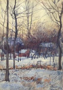 Forsyth-A Winter Evening-cropped