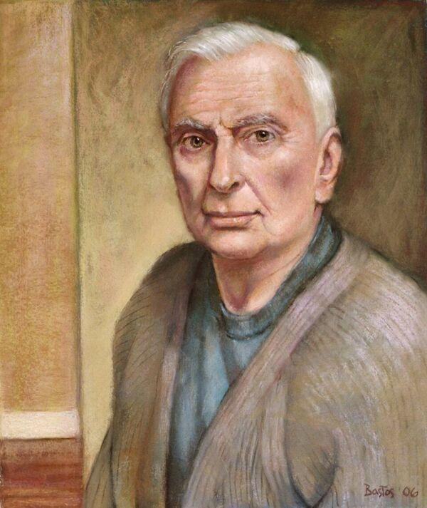 Gore Vidal Portrait