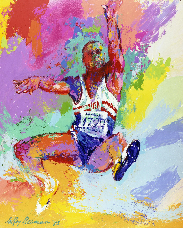 Carl Lewis, Barcelona Olympics