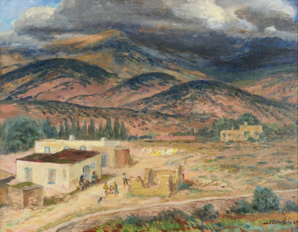 Landscape, Santa Fe