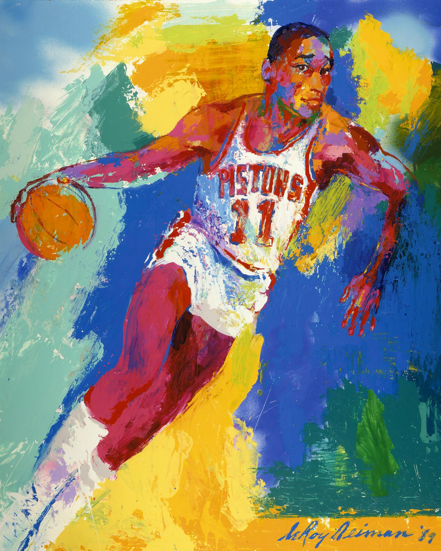 Isiah Thomas, Pistons
