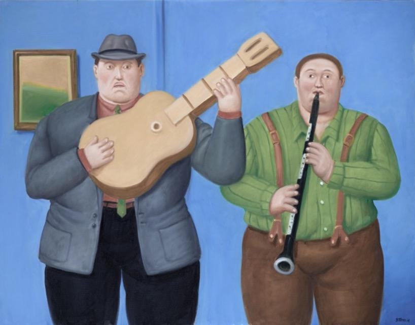 Dos Musicos
