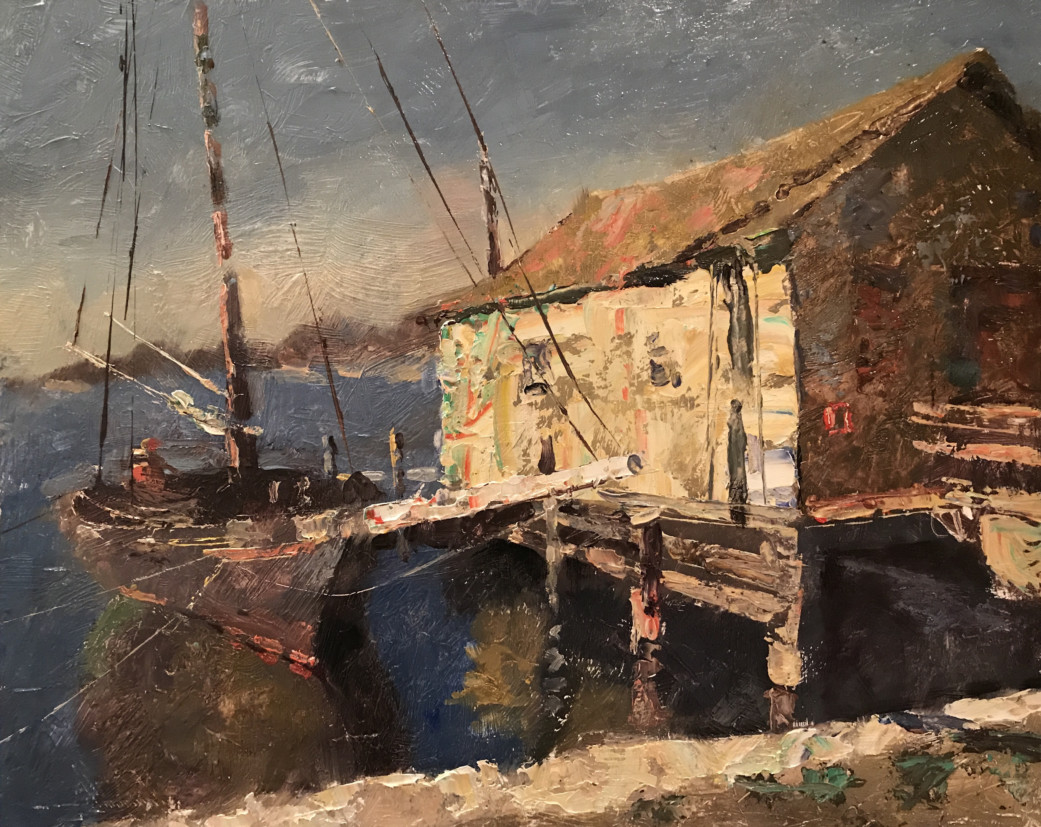 The Oyster Shack, Mystic