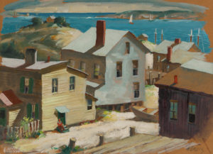 Gasser-New England Houses