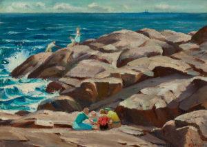 Gasser-On the Seashore
