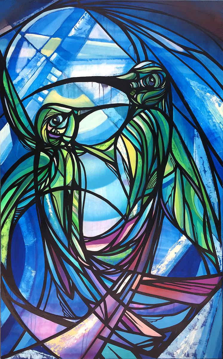 Baile del Chupaflor (Dance of the Hummingbird)