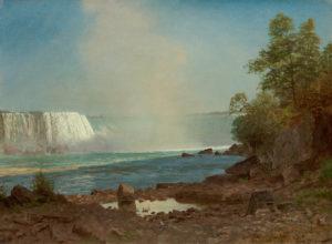 Bierstadt-Niagara Falls