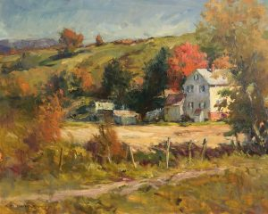 Reifers-Fall Fields at Cambridge, Vermont-cropped