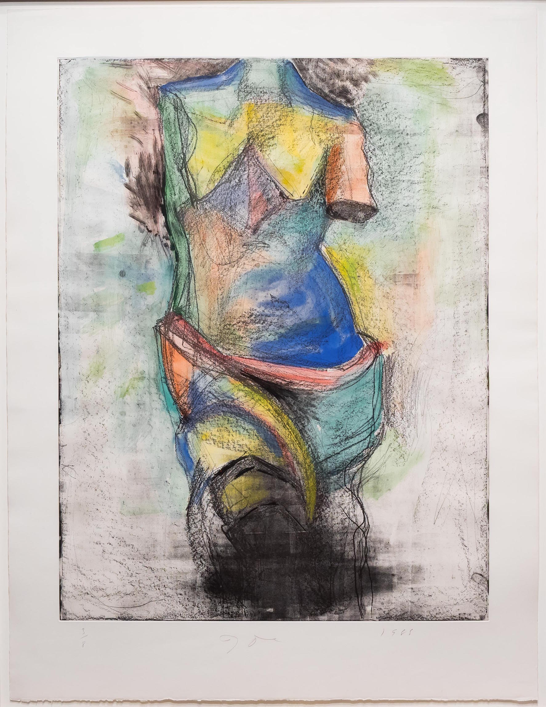 The French Watercolor Venus