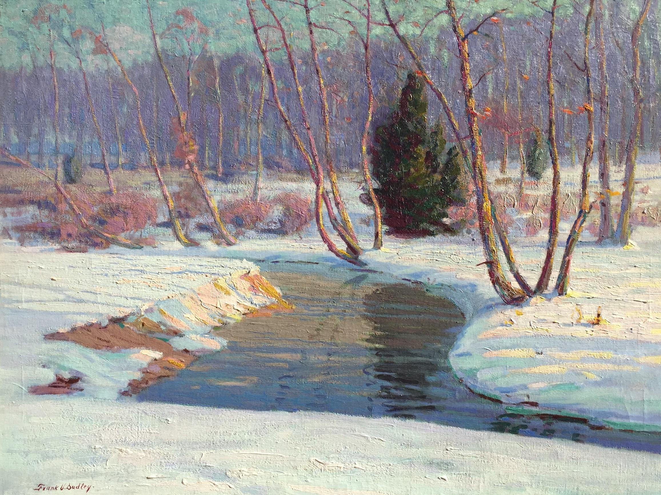 A Winter Garden