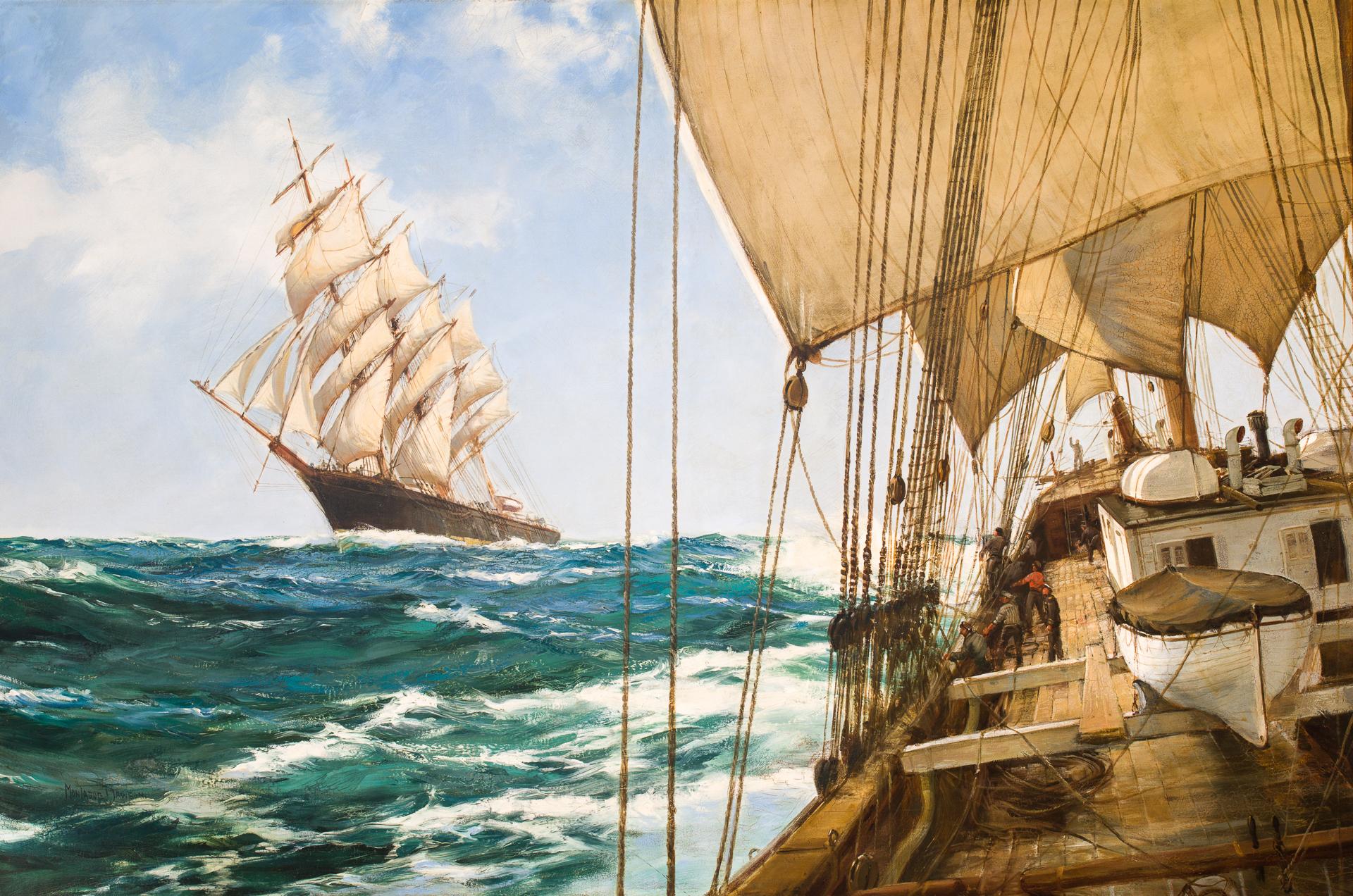 Ships That Pass
