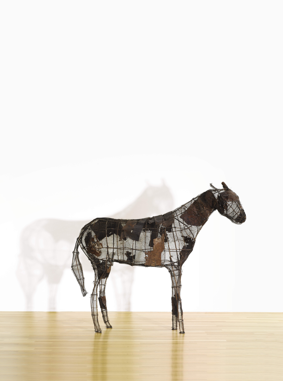 Jerusalem Horse II