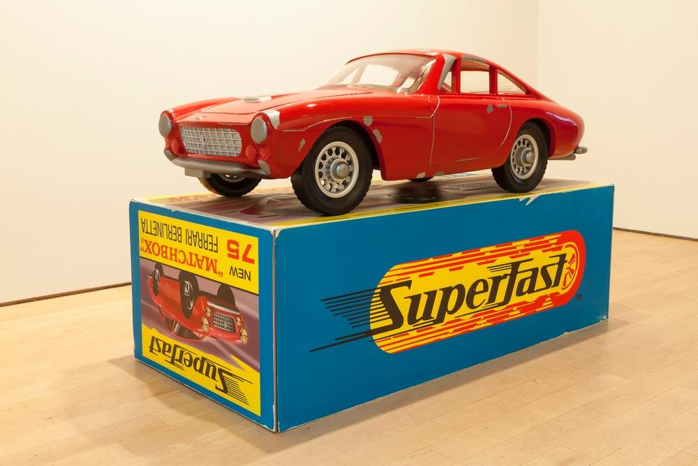 Mnemonic Vehicle #1 (Ferrari Berlinetta)