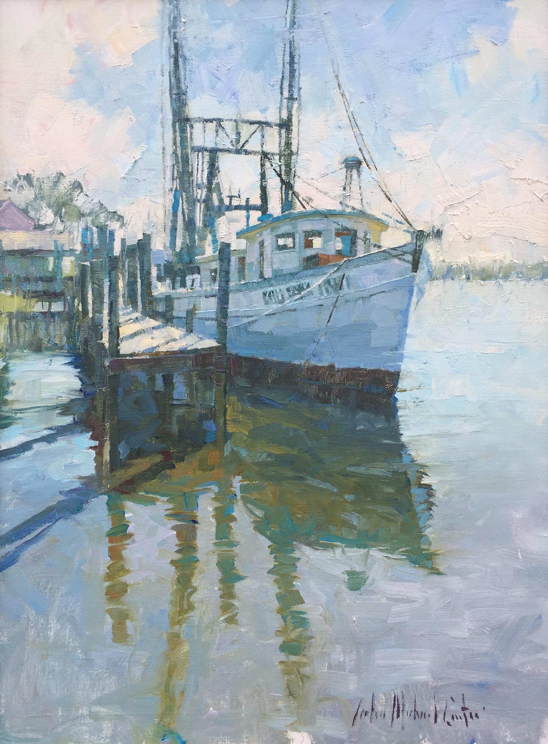 Shrimp Boat at Darien