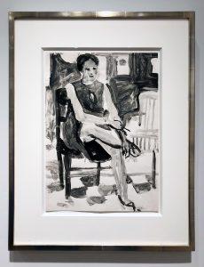 Richard Diebenkorn Seated Woman
