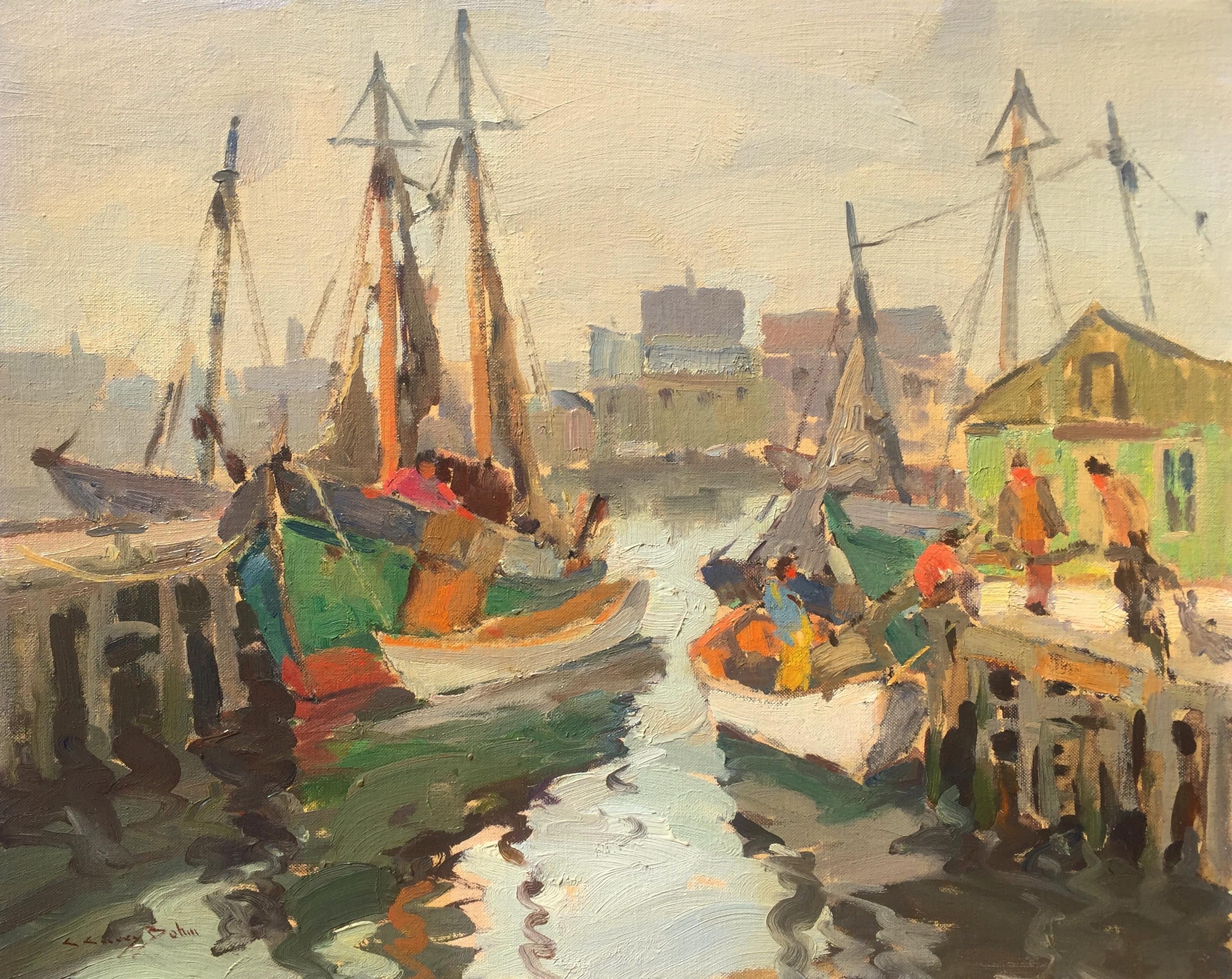 Italian Docks, Gloucester