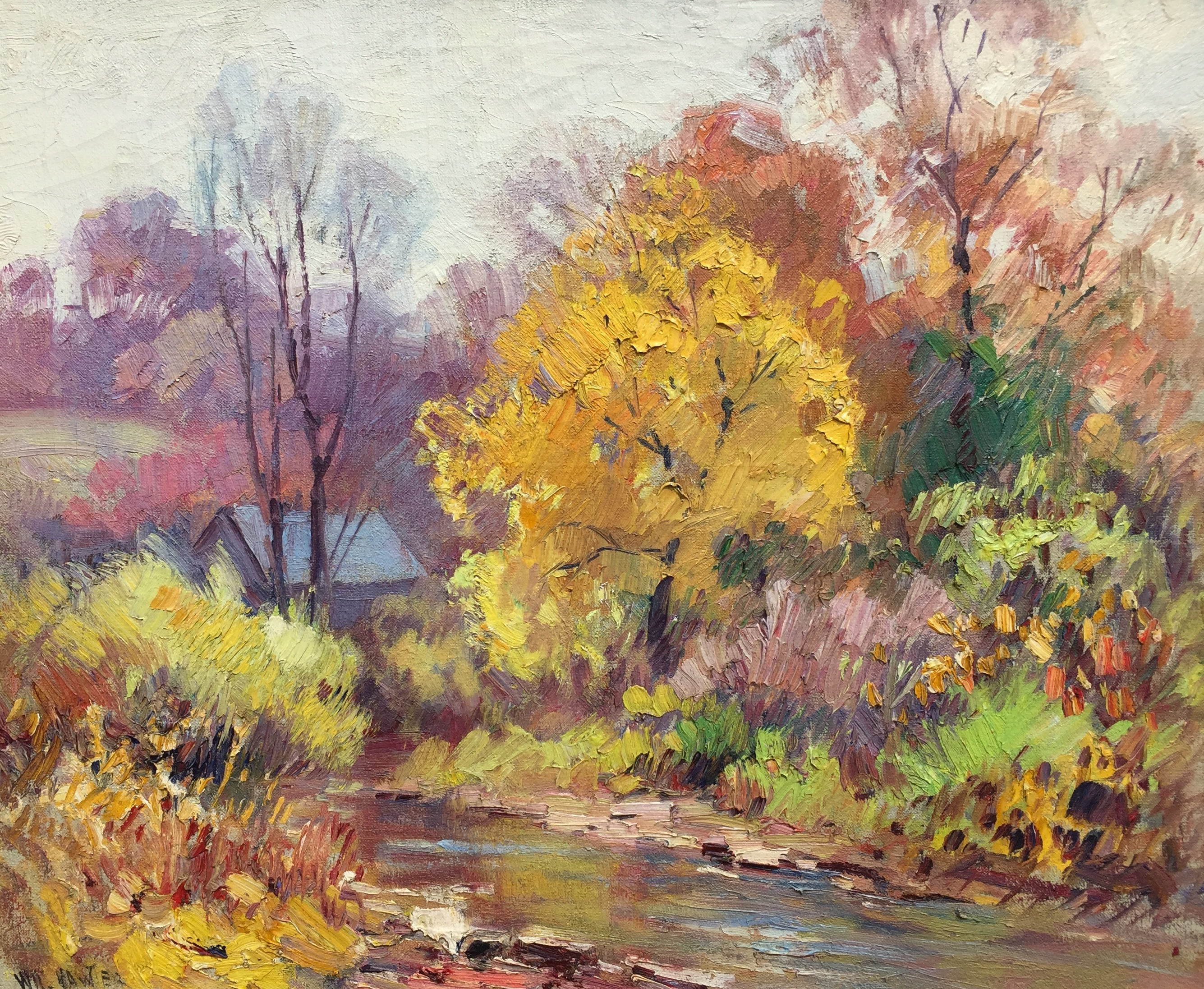 Autumn on the Creek
