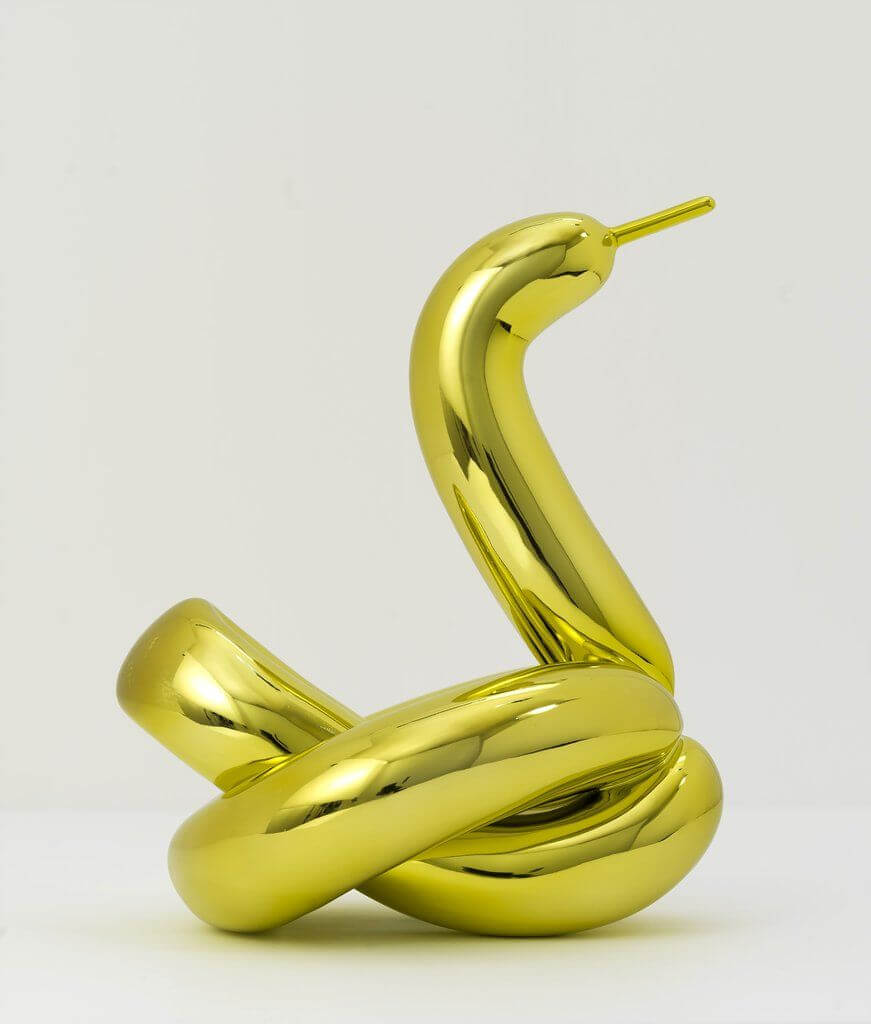 Swan-Yellow