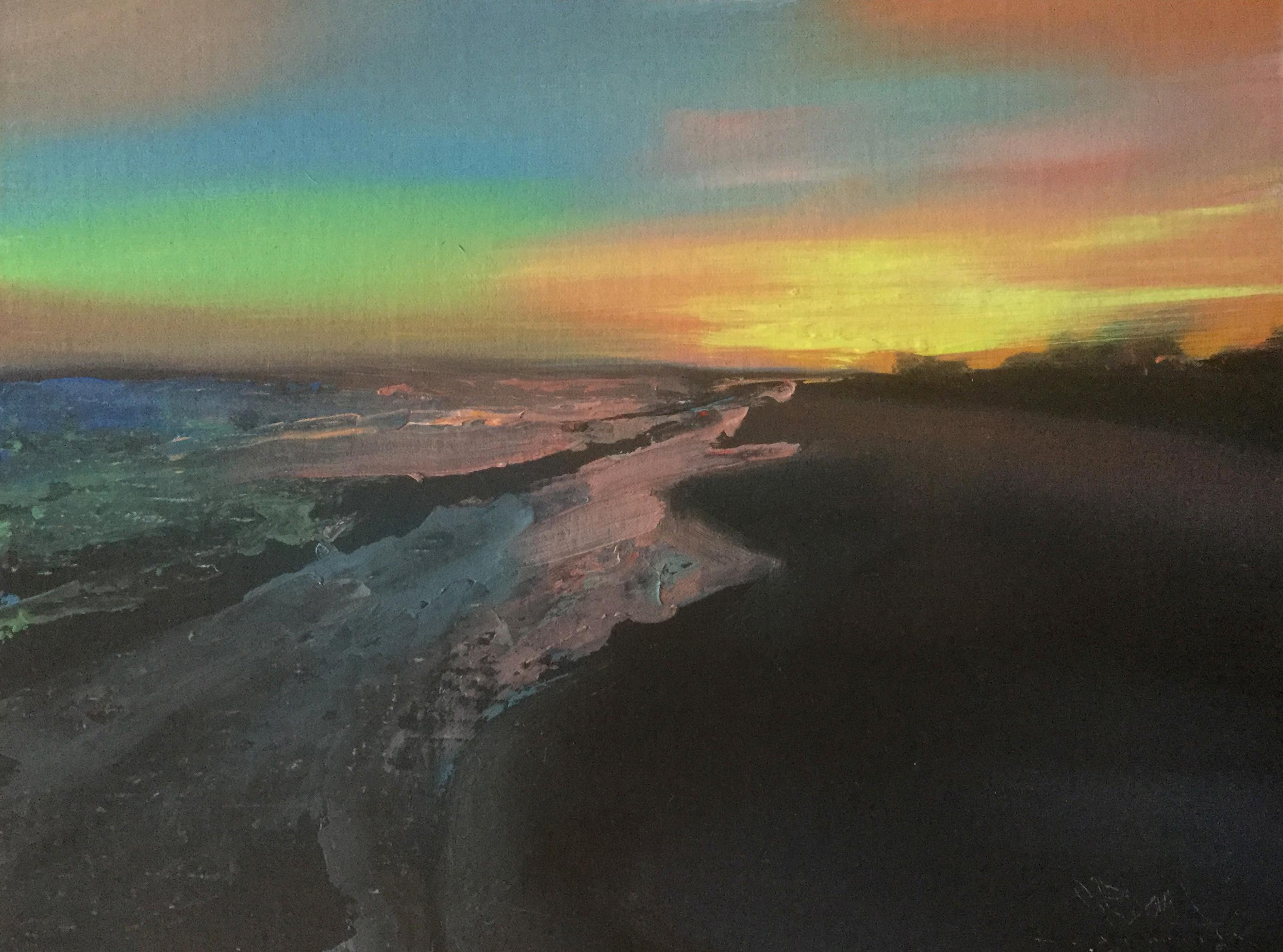 Just After Sunset, Sanibel, #7