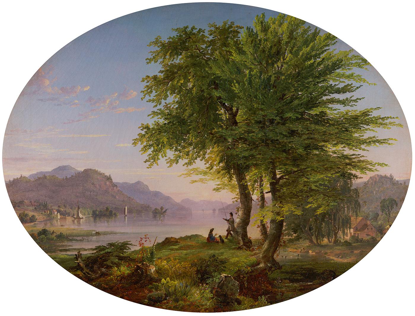 Early Landscape, 1845