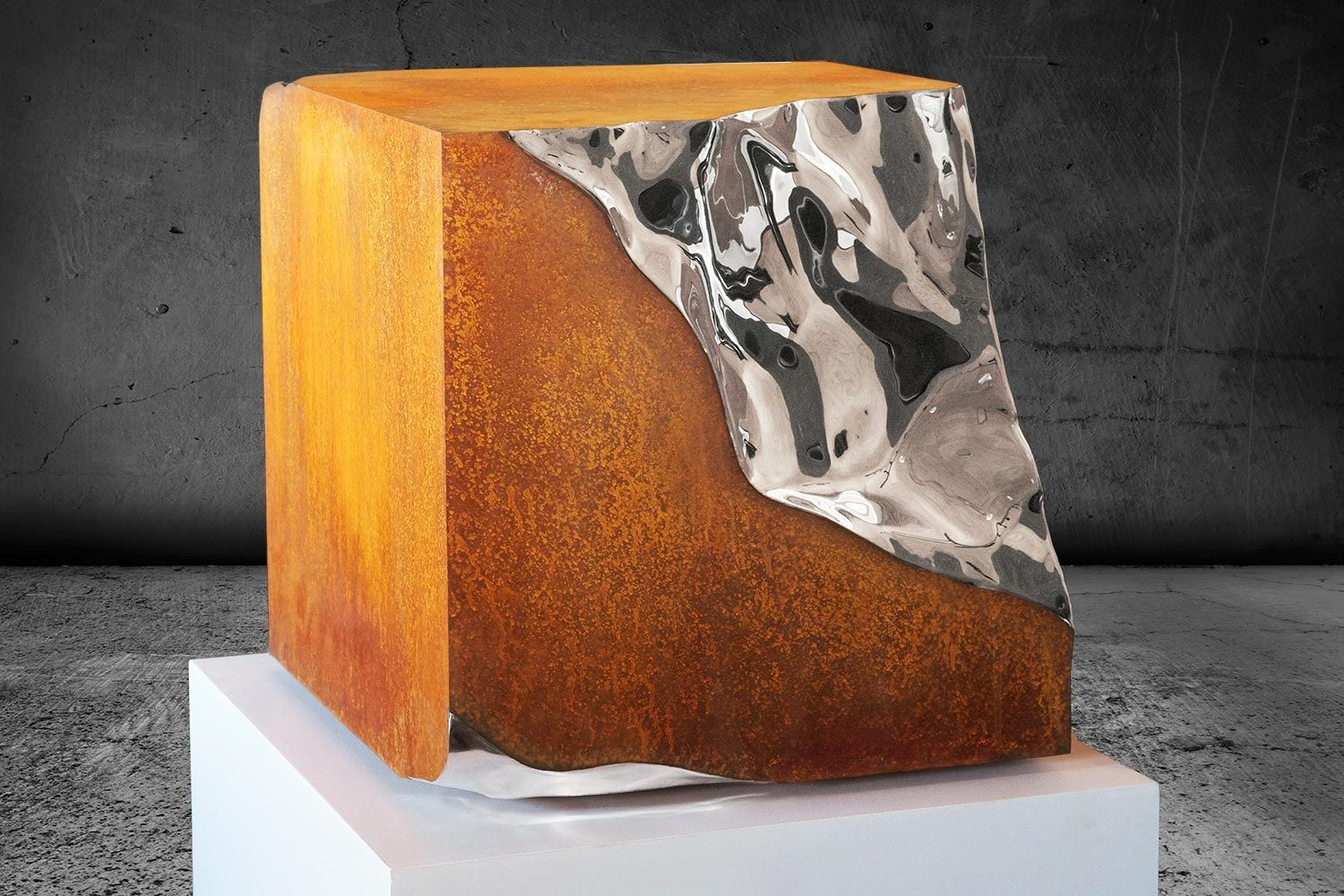 Study for Alembic Cube