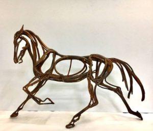 Carhartt Horse 2017