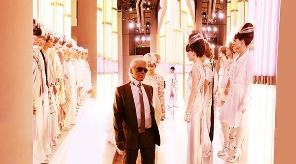 CHANEL, Karl and Brides, Paris, Haute Couture 2010