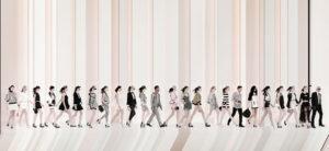 Chanel, High Line, Paris C-print by fine art photographer Simon Procter