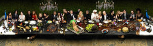 "Image of Simon Procter's ""The Perfect Dinner, From The New York Times Commission"" C-print"