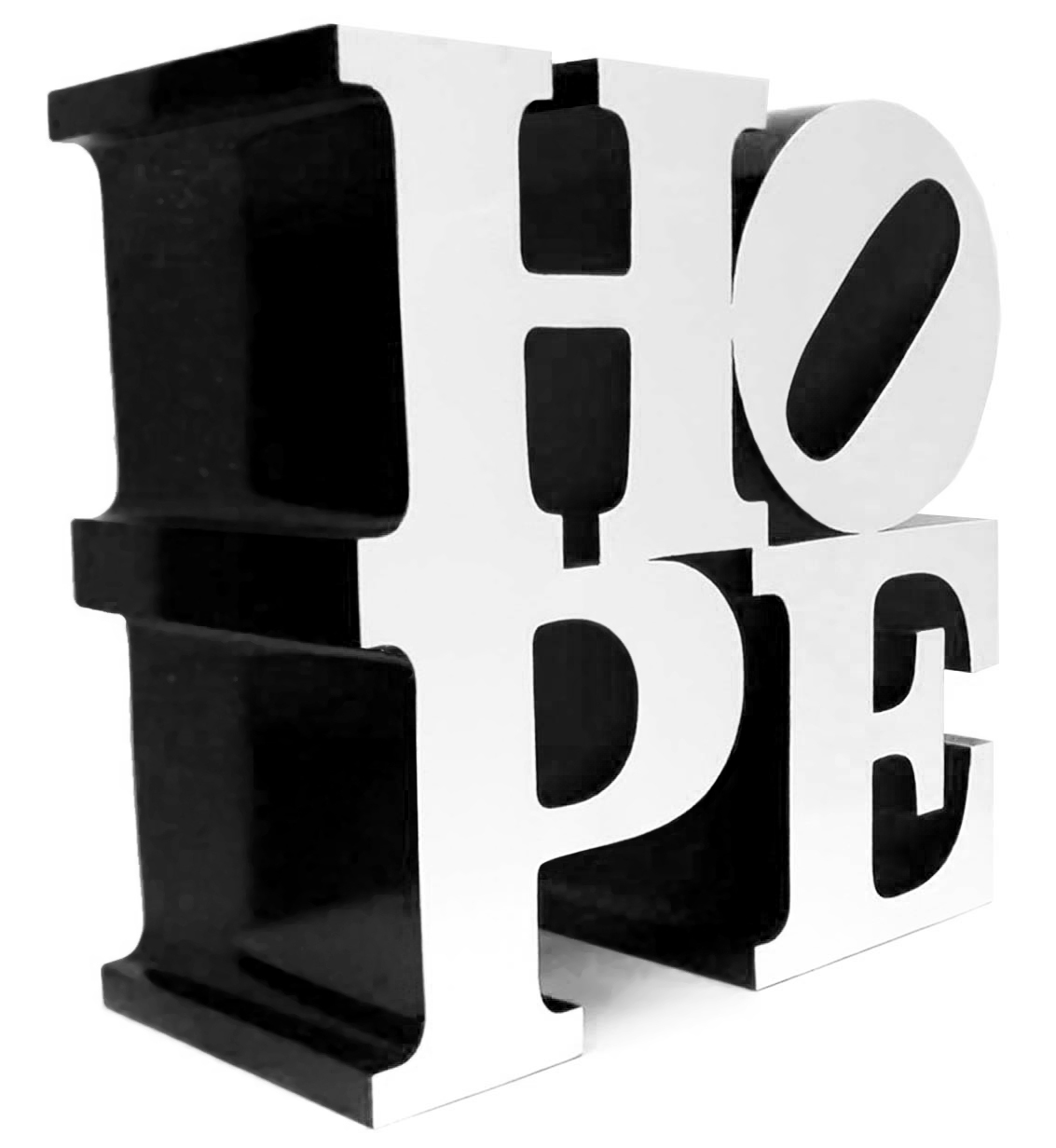 alt HOPE (White/Black)