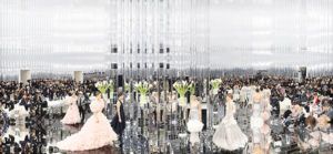 The Palace of Mirrors, Chanel Haute Couture, Spring/Summer 2017 C-print by fine art photographer Simon Procter