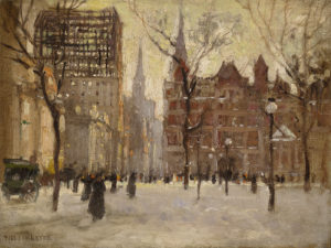 Cornoyer-Madison Square Park