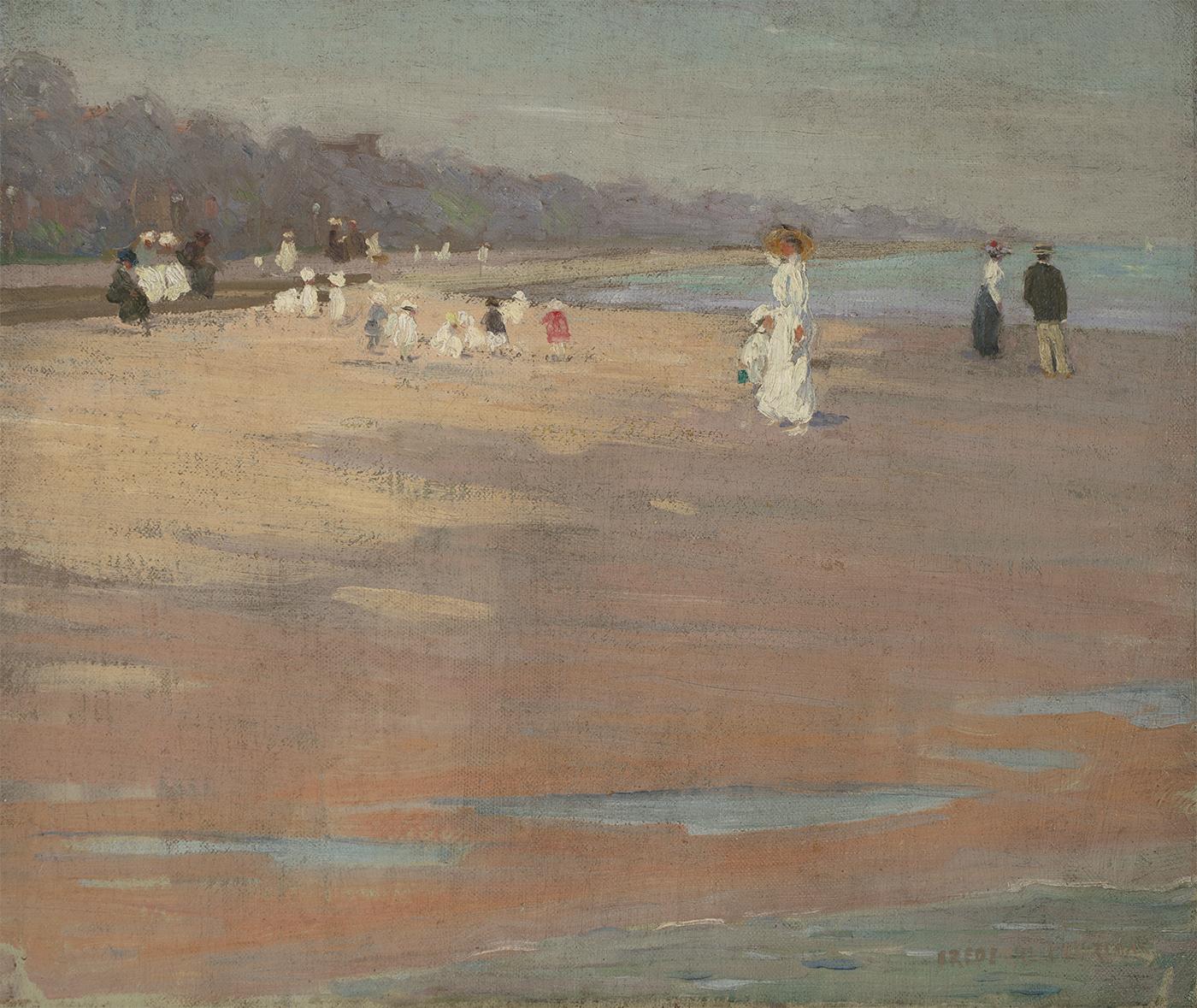 Low Tide near Étaples